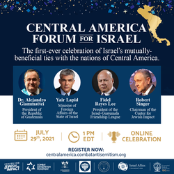 Central America Forum for Israel