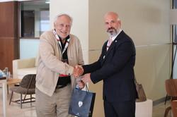 Partnership with Israel National Football Team