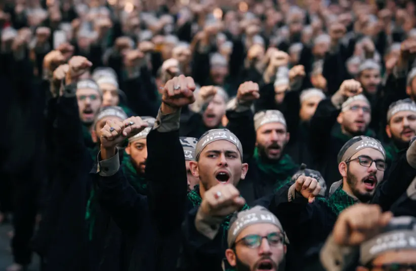 World must wake up and recognize Hezbollah as the terrorist organization that it is
