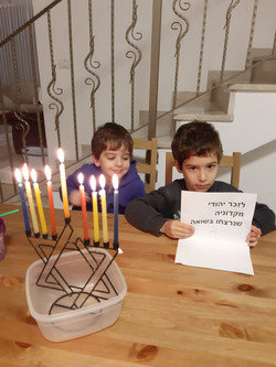 WATCH - 1000 Chanukah Candles of Remembrance - Thank you for participating!