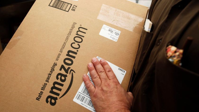 Why is Amazon selling Holocaust denial and anti-Semitism?