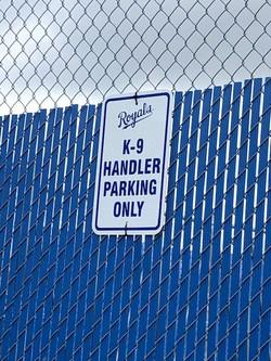 SB PRO K-9 PARHING