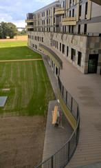 Garde-corps de coursives et balcons
