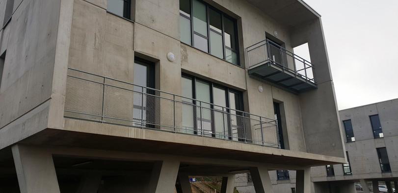 Balcons extérieurs