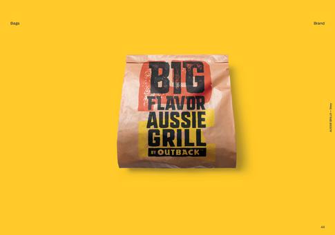 Aussie Grill Identity
