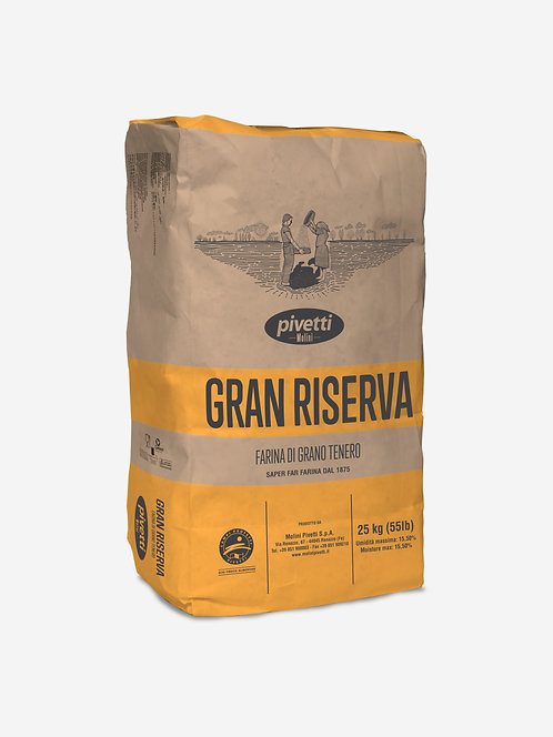 GRAN RISERVA - GIALLA – TIPO 00 –5 KG