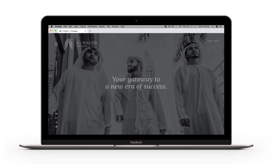 Al-Raeda Group Identity
