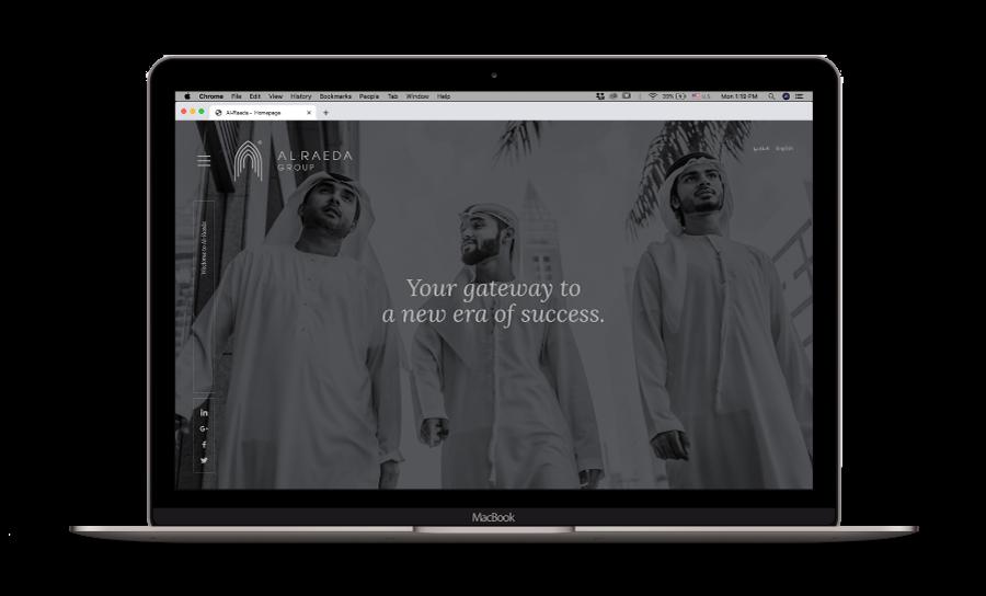 Al-Raeda Group Identity