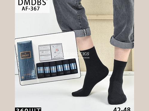 DMDBS Ароматизированные мужские носки в подарочной коробке по 6 пар AF-367
