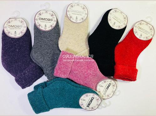 DMDBS  кашемир внутри махровые детские носки C16-006