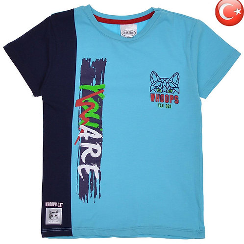 Детская футболка (5-8) Артикул: 11157