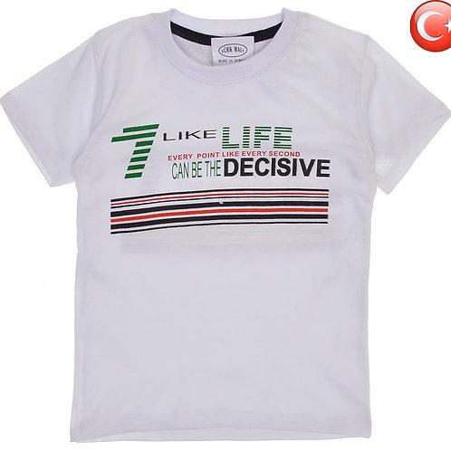 Детская футболка (9-12) Артикул: 11062
