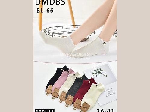 DMDBS носки женские укороченные  арт. BL-66