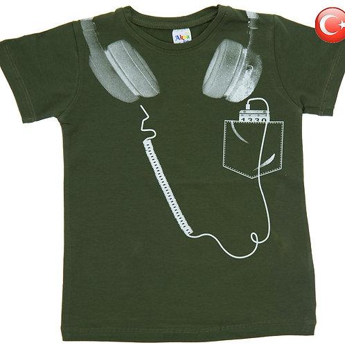 Детская футболка 2-5 Артикул: 12901