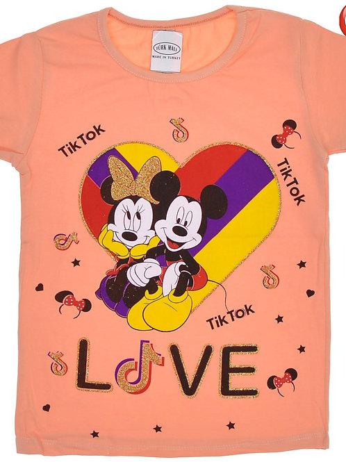 Детская футболка (2-8) Артикул: 12854