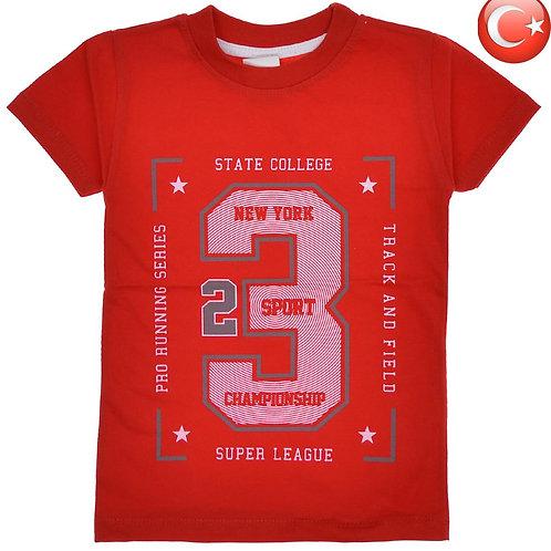 Детская футболка (5-8) Артикул: 9682