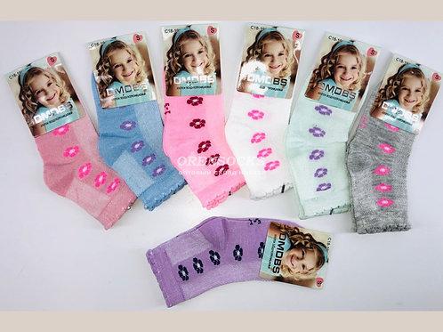 Детские носочки летние DMDBS для девочек арт C18-19