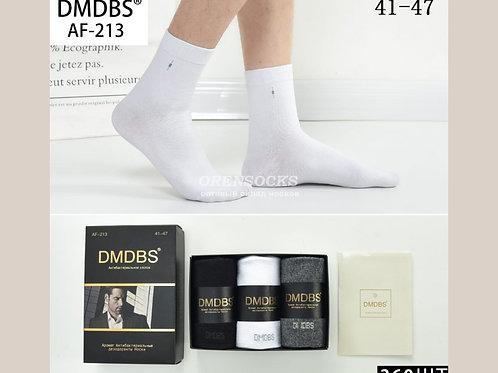 DMDBS Носки мужские в подарочной упаковке 3 пары ароматизированные арт.: AF-213