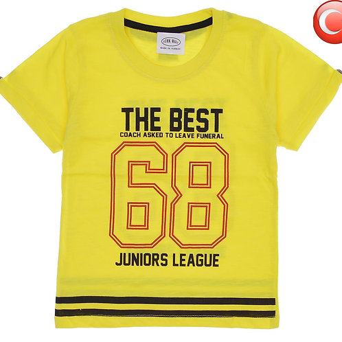 Детская футболка (3-7) Артикул: 13248