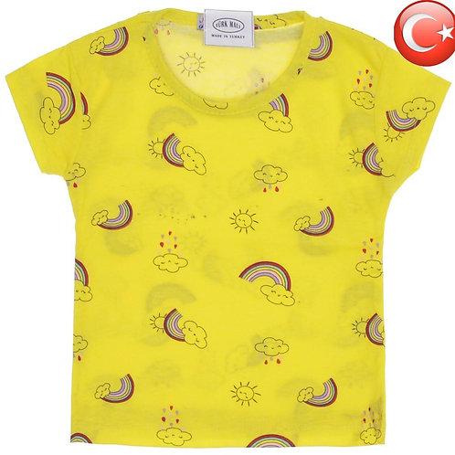 Детская футболка 1-8 Артикул: 13684