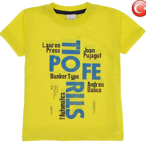 Детская футболка (5-8) Артикул: 11068