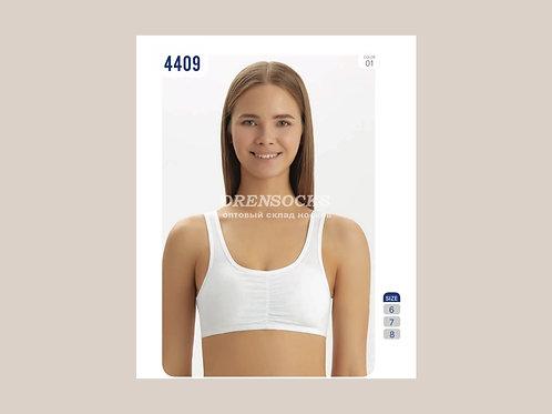 BAYKAR Топик для девочек на поролоне артикул 4409