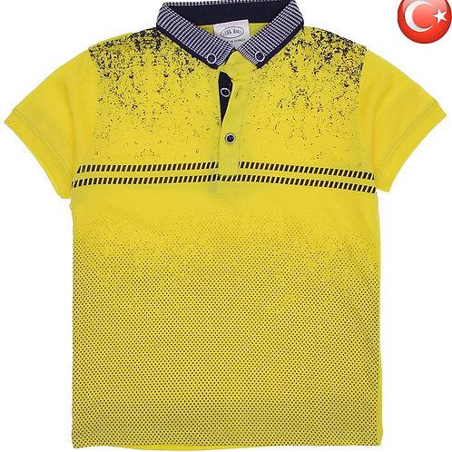 Детская футболка-поло (9-12) Артикул: 11083