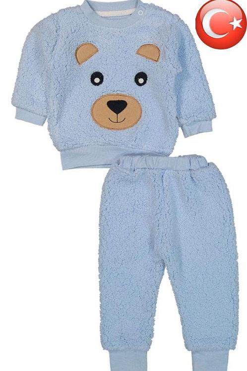 Детский костюм евромахра 74-86 Артикул: 11666
