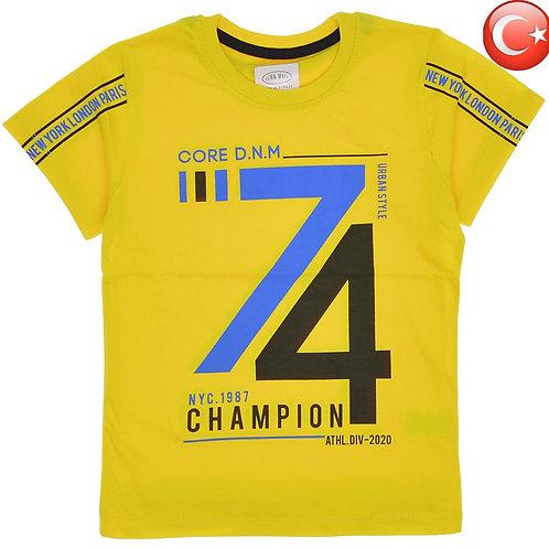 Детская футболка 4-10 Артикул: 10890