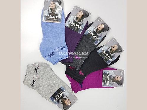 DMDBS Женские махровые термо носки арт:B207
