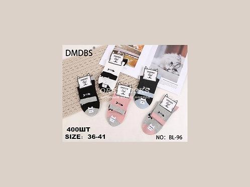 DMDBS женские плотные носки артикул BL-96