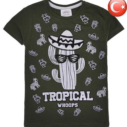 Детская футболка (5-8) Артикул: 13907