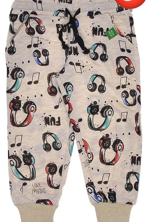 Детские спортивные штаны Музыка. Артикул 13477