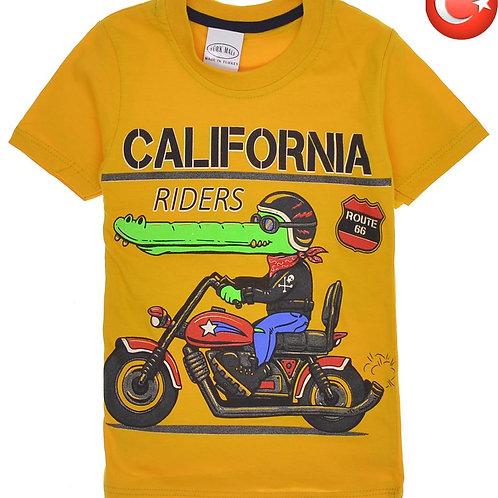 Детская футболка 2-8 Артикул: 11132