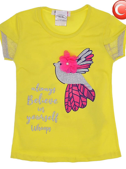 Детская футболка 2-5 Артикул: 11166