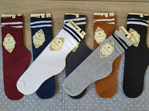 Женские носки высокие КOMAX