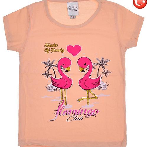 Детская футболка (2-8) Артикул: 12834