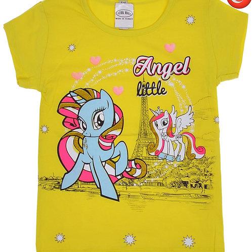 Детская футболка (2-8) Артикул: 12842
