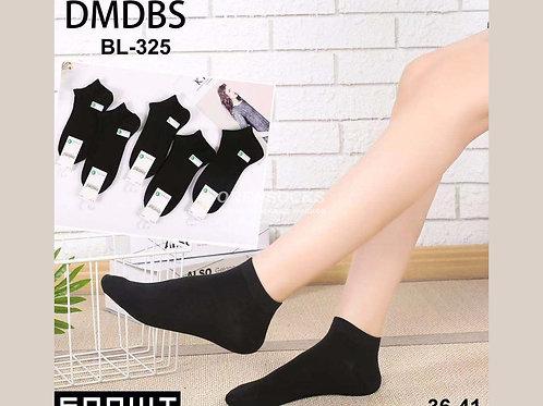 Женские укороченные носки из качественного бамбука отличного качества!артикул BL