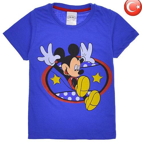 Детская футболка 2-8 Артикул: 11174