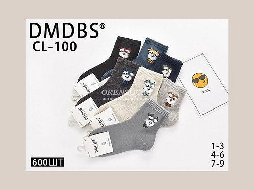 Детские носки  фирмы DMDBS хорошего качества  арт.: CL-100