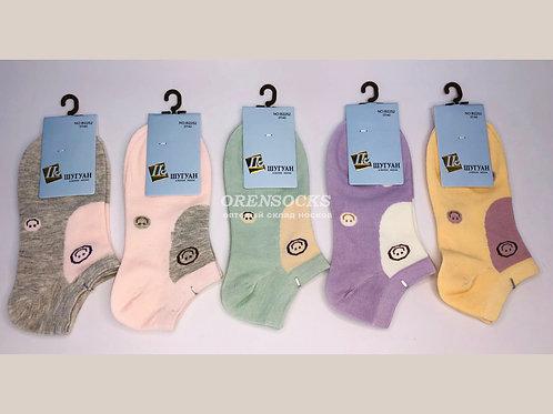 Женские укороченные носки  разные цвета арт.: B2252