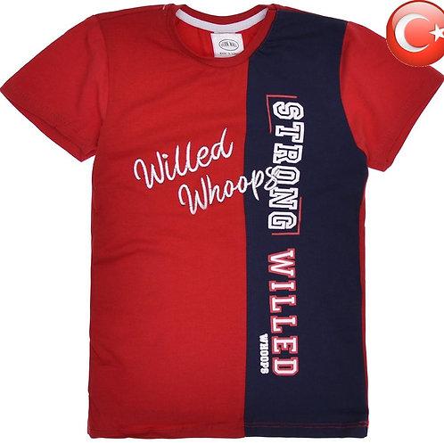 Детская футболка (5-8) Артикул: 13926