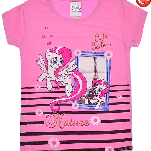 Детская футболка (2-8) Артикул: 12852