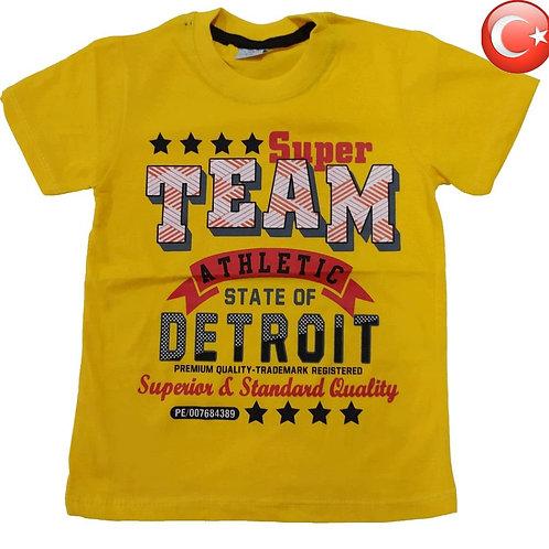 Детская футболка (5-8) Артикул: 11042