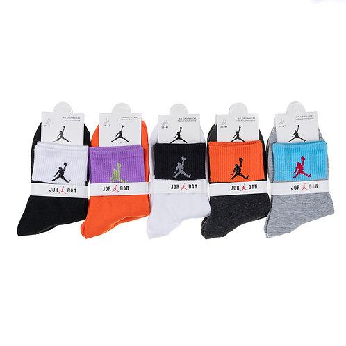 Женские носки спортивные средней длины из плотного материала. Артикул 280