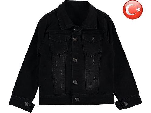 Детская джинсовая куртка 3-7 Артикул: 7346