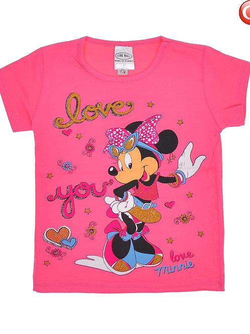 Детская футболка (2-8) Артикул: 12830