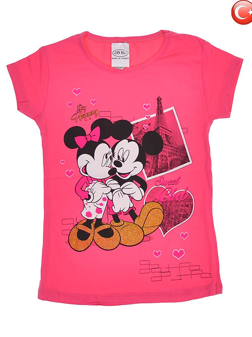 Детская футболка (2-8) Артикул: 12850
