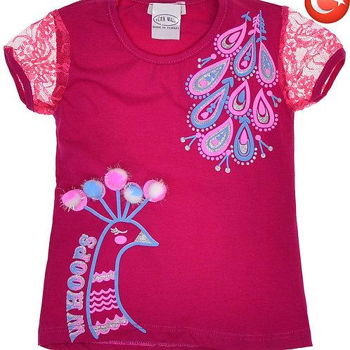 Детская футболка 2-5 Артикул: 11165
